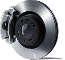 ventilated disc at Selinico